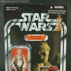 Figuras y Muñecos Star Wars: STAR WARS VINTAGE THE COLLECTION DR. EVAZAN (CANTINA PATRON) VC 57. Lote 277098133
