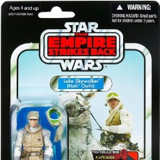 Figuras y Muñecos Star Wars: STAR WARS VINTAGE THE COLLECTION LUKE SKYWALKER (HOTH OUTFIT) VC 95. Lote 277098818