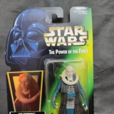 Figuras y Muñecos Star Wars: FIGURA STAR WARS THE POWER OF THE FORCE 2 BIB FORTUNA HASBRO 1996 BLISTER STARWARS. Lote 277175923