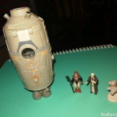 Figuras y Muñecos Star Wars: CÁPSULA STAR WARS. Lote 277196488