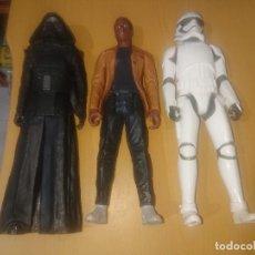 Figuras y Muñecos Star Wars: STARS WARS HASBRO LOTE FIGURAS 30 CM. Lote 277265763