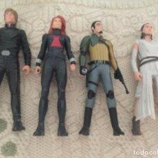 Figuras y Muñecos Star Wars: FIGURAS STAR WARS , HASBRO , 14 CM. Lote 283736728