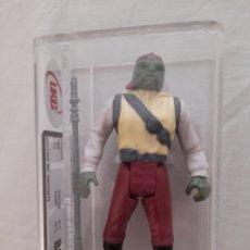 Figuras y Muñecos Star Wars: BARADA GRADED 80 UKG NO AFA, LAST 17 STAR WARS VINTAGE. Lote 283971293