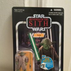 Figurines et Jouets Star Wars: STAR WARS VINTAGE THE COLLECTION YODA VC20 (NUEVA SIN ABRIR). Lote 284351003