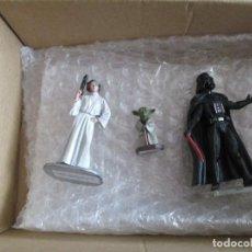 Figuras y Muñecos Star Wars: FIGURAS DE PLOMO. Lote 285130293
