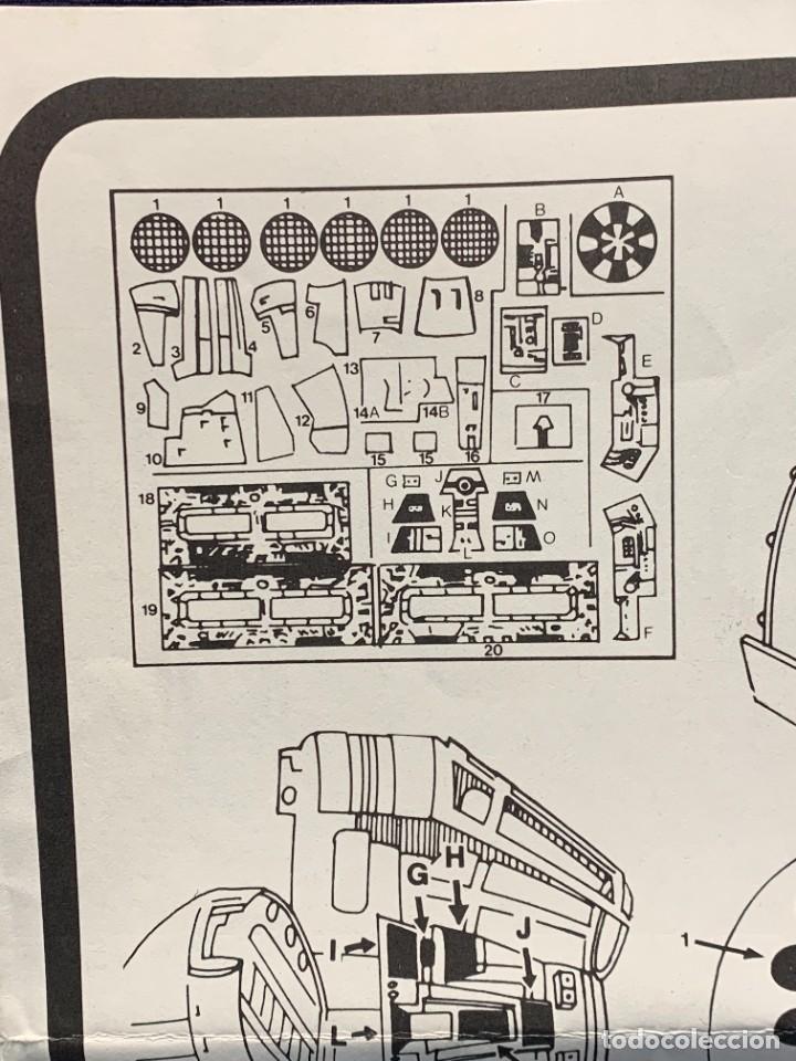 Figuras y Muñecos Star Wars: LOTE INSTRUCCIONES MILLENNIUM FALCON SCOUT WALKER VEHICLE CATALOGO POSTER RETURN OF THE JEDI 1983 - Foto 19 - 285239693