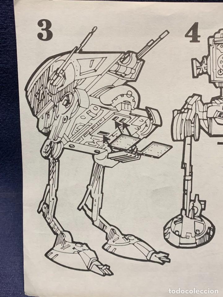 Figuras y Muñecos Star Wars: LOTE INSTRUCCIONES MILLENNIUM FALCON SCOUT WALKER VEHICLE CATALOGO POSTER RETURN OF THE JEDI 1983 - Foto 27 - 285239693