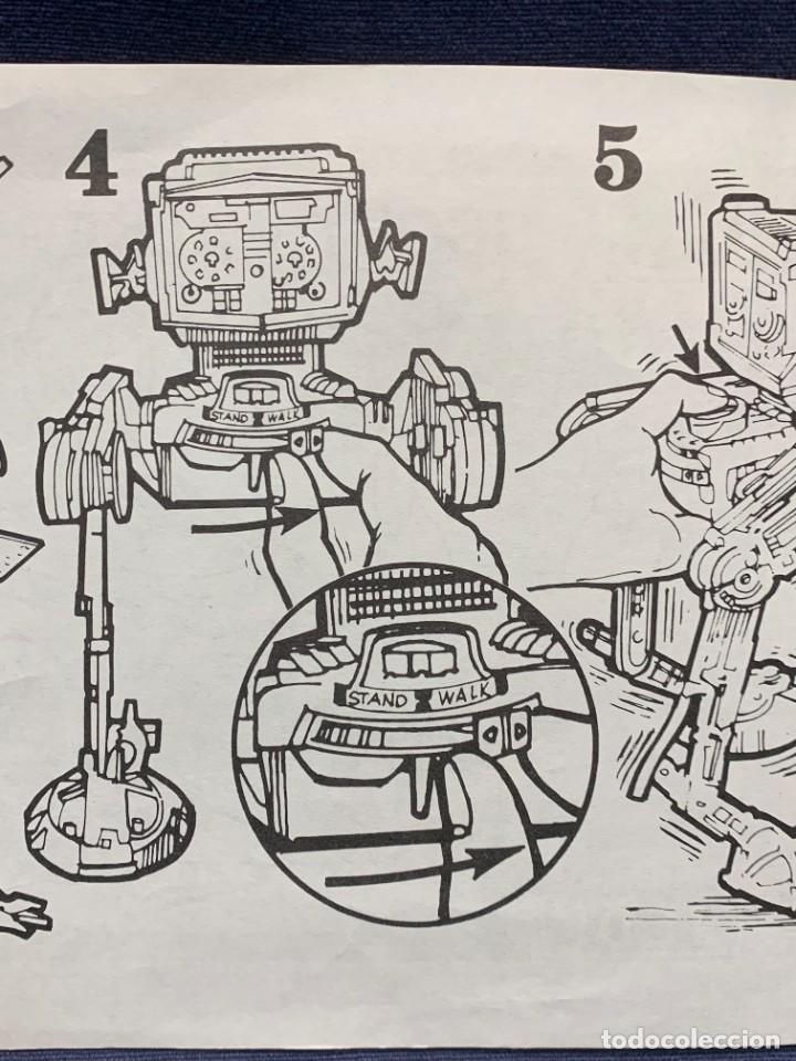 Figuras y Muñecos Star Wars: LOTE INSTRUCCIONES MILLENNIUM FALCON SCOUT WALKER VEHICLE CATALOGO POSTER RETURN OF THE JEDI 1983 - Foto 28 - 285239693