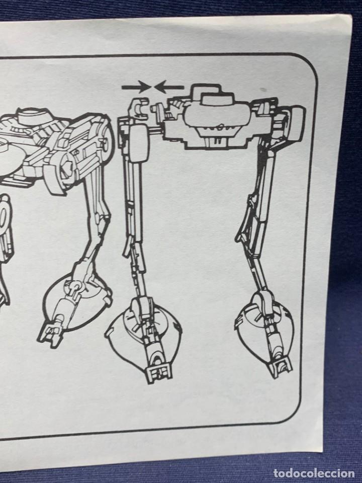 Figuras y Muñecos Star Wars: LOTE INSTRUCCIONES MILLENNIUM FALCON SCOUT WALKER VEHICLE CATALOGO POSTER RETURN OF THE JEDI 1983 - Foto 31 - 285239693