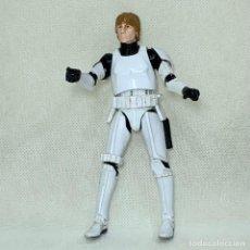 Figuras y Muñecos Star Wars: FIGURA STAR WARS - LUKE SKYWALKER STORMTROOPER SERIE 6' - HASBRO - 15 CM. Lote 286000628