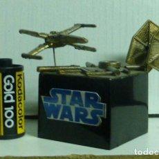 Figuras y Muñecos Star Wars: X WING CONTRA CAZA IMPERIAL... Lote 286320253