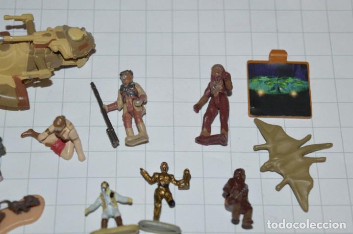Figuras y Muñecos Star Wars: Micro Machines Star Wars / Lote de figuras y piezas variadas - ¡Mira fotos y detalles! - Foto 4 - 286783568