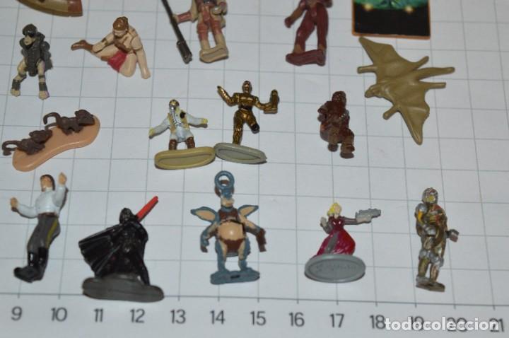 Figuras y Muñecos Star Wars: Micro Machines Star Wars / Lote de figuras y piezas variadas - ¡Mira fotos y detalles! - Foto 5 - 286783568