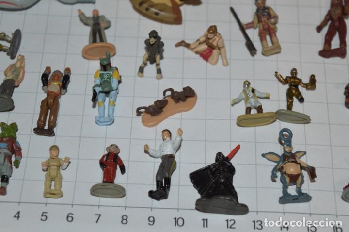 Figuras y Muñecos Star Wars: Micro Machines Star Wars / Lote de figuras y piezas variadas - ¡Mira fotos y detalles! - Foto 6 - 286783568