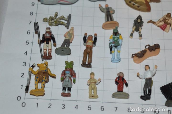 Figuras y Muñecos Star Wars: Micro Machines Star Wars / Lote de figuras y piezas variadas - ¡Mira fotos y detalles! - Foto 7 - 286783568