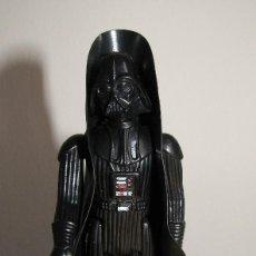 Figuras y Muñecos Star Wars: STAR WARS - ANTIGUA FIGURA DARTH VADER VARIANTE CAPA TEXTURIZADA ORIGINAL - GMFGI 1977 - POCH PBP. Lote 286872008
