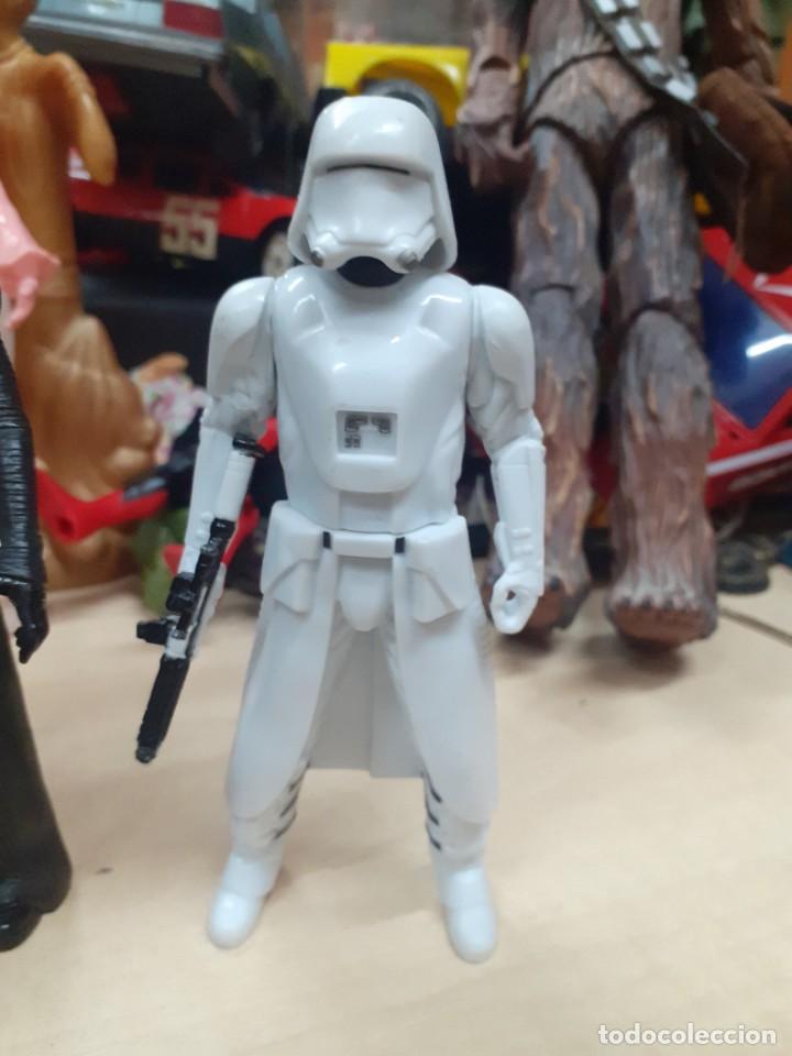 Figuras y Muñecos Star Wars: Star Wars.Lote de 7 personajes.Skywalker,Han Solo,R2D2....La Guerra de las Galaxias. - Foto 6 - 287356273
