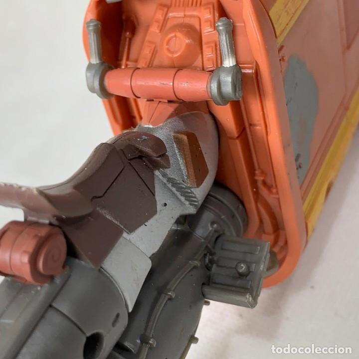 Figuras y Muñecos Star Wars: STAR WARS - REYS SPEEDER - AÑO 2015 - HASBRO - LFL - Foto 3 - 287557908