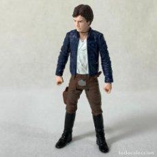 Figuras y Muñecos Star Wars: STAR WARS - HAN SOLO - HASBRO - LFL - AÑO 2014 - 10 CM. Lote 287560638