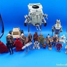 Figuras y Muñecos Star Wars: LOTE STAR WARS LUCAS FILM VARIOS AÑOS. Lote 287594948
