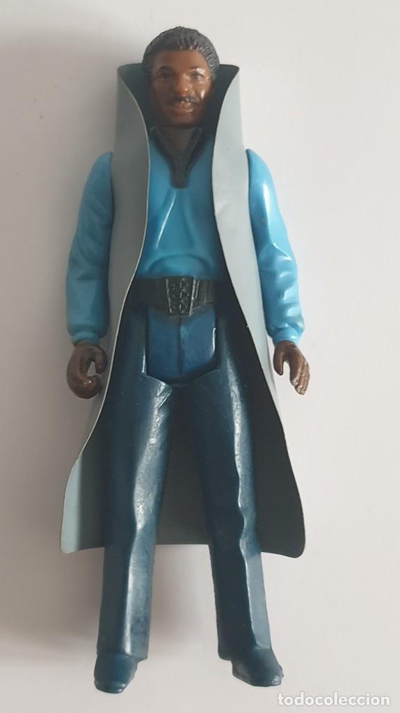 FIGURA STAR WARS LANDO CARLRISSIAN 1980 KENNER (Juguetes - Figuras de Acción - Star Wars)