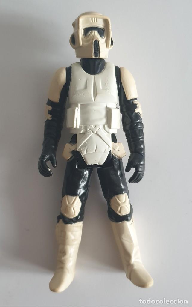 FIGURA STAR WARS SCOUT TROOPER 1983 KENNER (Juguetes - Figuras de Acción - Star Wars)