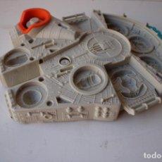 Figuras y Muñecos Star Wars: PLAY-DOH STAR WARS MILLENNIUM FALCON FEATURING CAN-HEADS. Lote 287828953