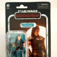 Figuras y Muñecos Star Wars: STAR WARS CARA DUNE MANDALORIAN VINTAGE COLLECTION. Lote 288183768