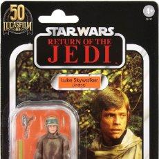 Figuras y Muñecos Star Wars: STAR WARS VINTAGE COLLECTION LUKE SKYWALKER ENDOR VC198. Lote 288213668