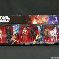 Figuras y Muñecos Star Wars: STAR WARS EL DESPERTAR DE LA FUERZA LA GUERRA DE LAS GALAXIAS DISNEY HASBRO 2016. Lote 288304543