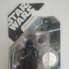 Figuras y Muñecos Star Wars: STAR WARS DARTH VADER CONCEPT 30TH ANNIVERSARY BLISTER SIN ABRIR HASBRO. Lote 288328658