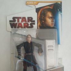Figuras y Muñecos Star Wars: STAR WARS DARTH VADER SAGA LEGENDS BLISTER SIN ABRIR HASBRO. Lote 288333293