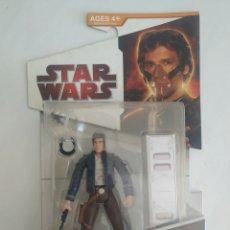 Figuras y Muñecos Star Wars: STAR WARS HAN SOLO SAGA LEGENDS BLISTER SIN ABRIR HASBRO. Lote 288333658
