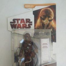 Figuras y Muñecos Star Wars: STAR WARS CHEWBACCA SAGA LEGENDS BLISTER SIN ABRIR HASBRO. Lote 288334023