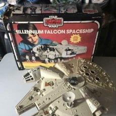 Figurines et Jouets Star Wars: STAR WARS VINTAGE NAVE MILLENIUM DE LOS 80. Lote 288413518