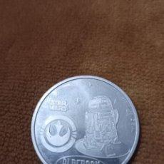 Figuras y Muñecos Star Wars: MONEDA STAR WARS. Lote 288572898