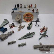 Figuras y Muñecos Star Wars: MICROMACHINES STAR WARS LOTE FIGURAS. Lote 288578213