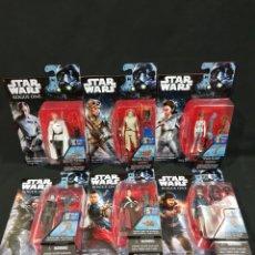 Figuras y Muñecos Star Wars: STAR WARS ROGUE ONE/EL DESPERTAR DE LA FUERZA/REBELS DISNEY HASBRO LA GUERRA DE LAS GALAXIAS 2016. Lote 289215948