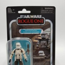 Figuras y Muñecos Star Wars: STAR WARS IMPERIAL ASSAULT TANK DRIVER VINTAGE COLLECTION VC126. Lote 289221138