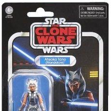 Figuras y Muñecos Star Wars: STAR WARS VINTAGE COLLECTION AHSOKA TANO (MANDALORE) VC202. Lote 289251438