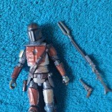Figuras y Muñecos Star Wars: STAR WARS FIGURA MANDALORIAN. Lote 289296998