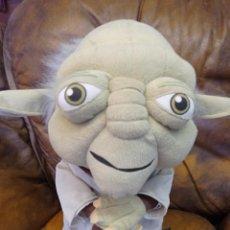 Figuras y Muñecos Star Wars: YODA DE STAR WARS, LUCAS FILM. PELUCHE DE 45 CMS. Lote 289324298