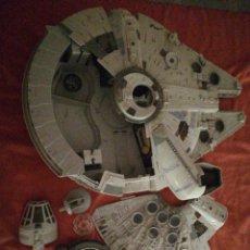 Figuras y Muñecos Star Wars: NAVE STAR WARS HALCÓN MILENARIO 40X60. Lote 289332918