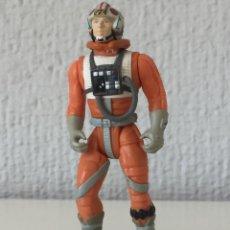 Figuras y Muñecos Star Wars: LUKE SKYWALKER FROM LUKE SKYWALKER'S SNOWSPEEDER- STAR WARS - POWER OF THE JEDI - 1995 - ¡NUEVO!. Lote 290116888