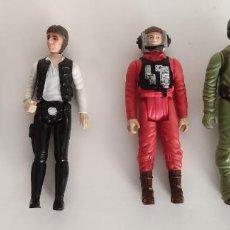 Figuras y Muñecos Star Wars: LOTE 5 FIGURAS ORIGINALES STAR WARS 70S. Lote 290826073