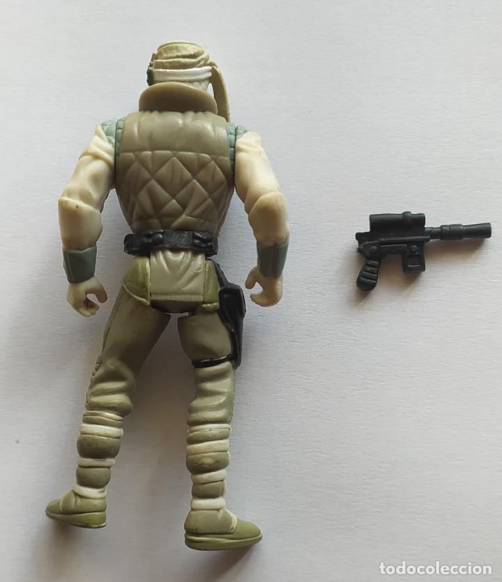 Figuras y Muñecos Star Wars: Figura Luke Skywalker - STAR WARS V El Imperio Contraataca (1995) Kenner - Foto 2 - 293570128