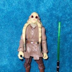 Figuras y Muñecos Star Wars: STAR WARS FIGURA KIT FISTO. Lote 294959523