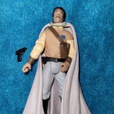 Figuras y Muñecos Star Wars: STAR WARS FIGURA LANDO CALRISSIAN DEATH STAR ATTACK. Lote 294959693