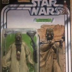 Figuras y Muñecos Star Wars: HASBRO STAR WARS 40TH TUSKEN RAIDER GENTE DE ARENA KENNER. Lote 295724068