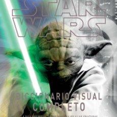 Figuras y Muñecos Star Wars: STAR WARS DICCIONARIO VISUAL COMPLETO LA GUIA DEFINITIVA DE LOS PERSONAJES Y CRIATURAS PLANETA COMIC. Lote 295749323